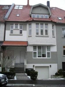 Einfamilienhaus Hannover Horizontalsperre