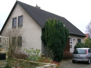 Einfamilienhaus Salzgitter Kellerabdichtung außen