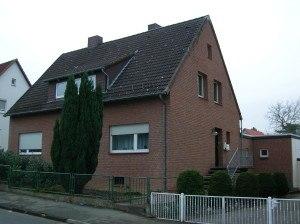 Zweifamilienhaus Barsinghausen Balkonsanierung