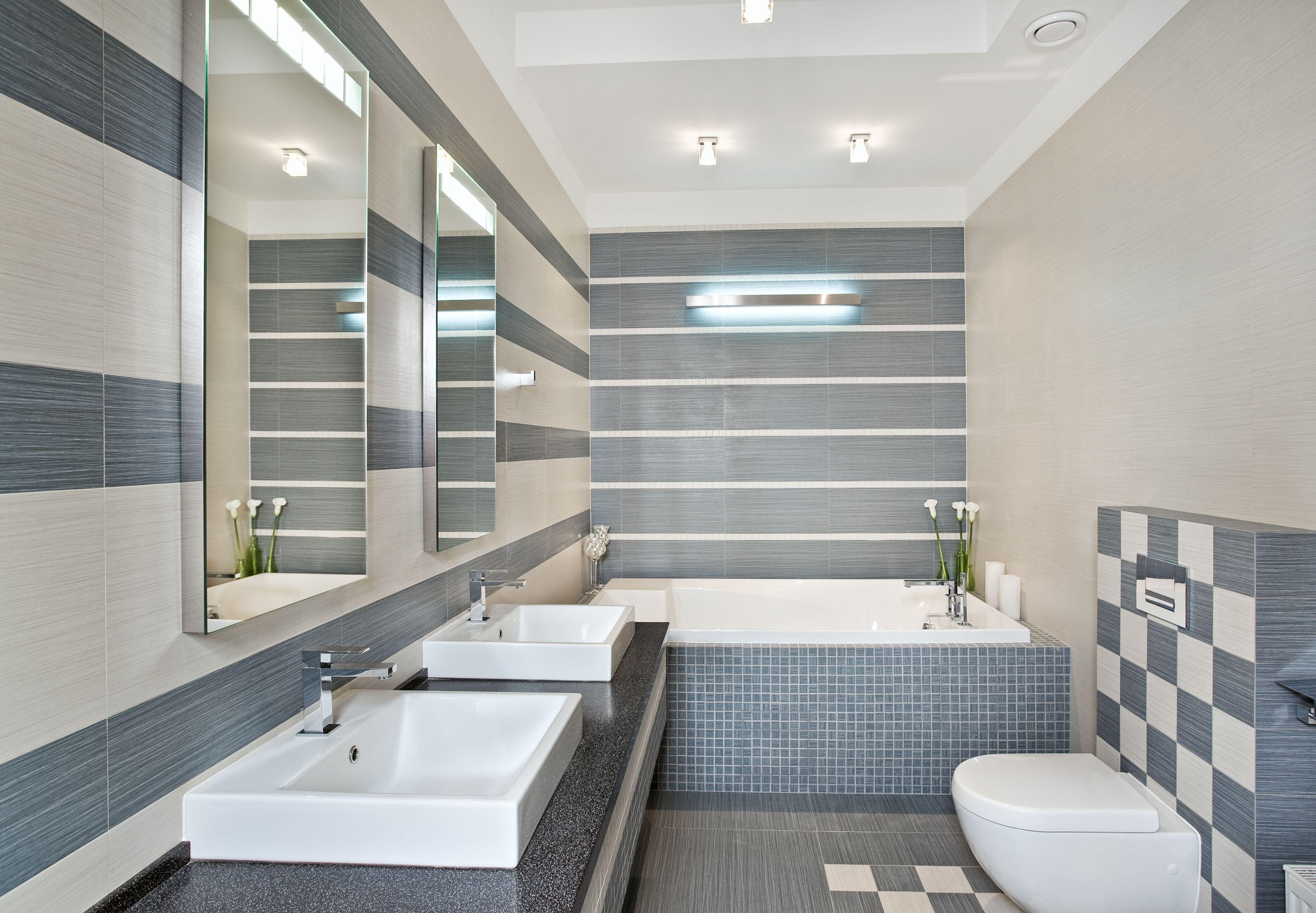 Die Luftfeuchtigkeit im Badezimmer ist meist besonders hoch.