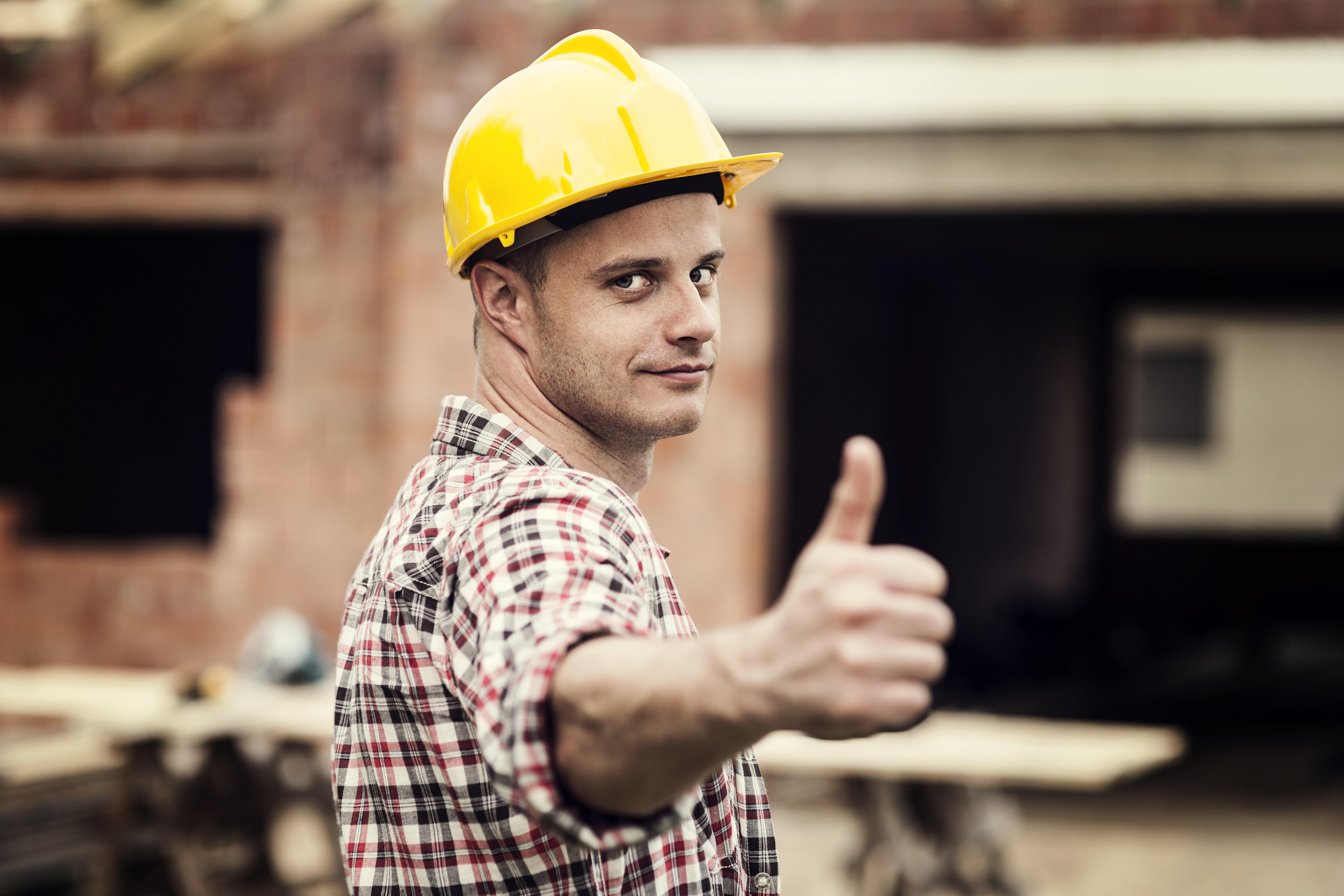 Auch bei Neubauten muss die Kellerabdichtung überprüft werden.