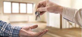 Schlüsselübergabe nach Hausverkauf