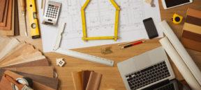 Sanierungen können im großen und kleinen Rahmen stattfinden