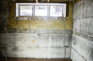 Renovierungsbedürftiger Keller