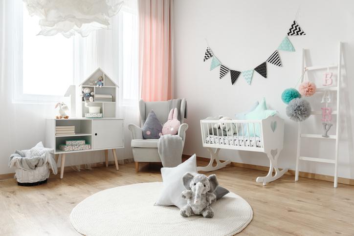 Schimmel im Babyzimmer - nein danke
